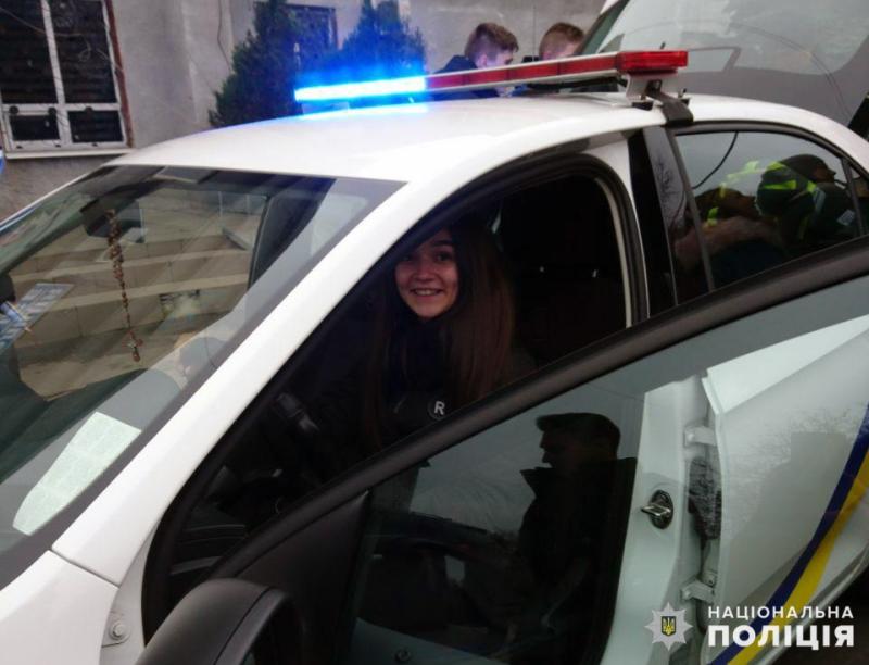 У мирноградській поліції відбувся день відкритих дверей для школярів, фото-2