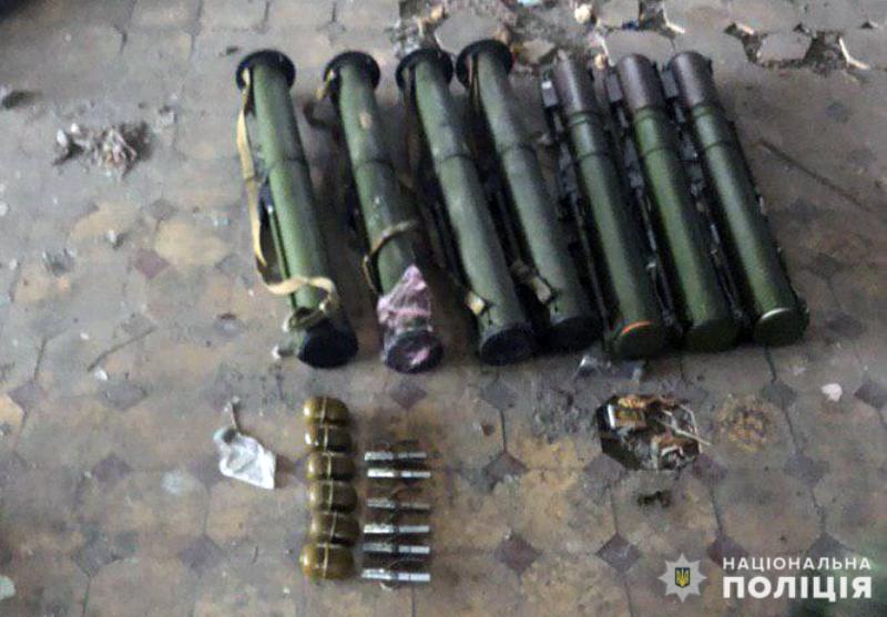 З початку року поліцейські Покровської оперзони вилучили з незаконного обігу понад 59 гранат, фото-1