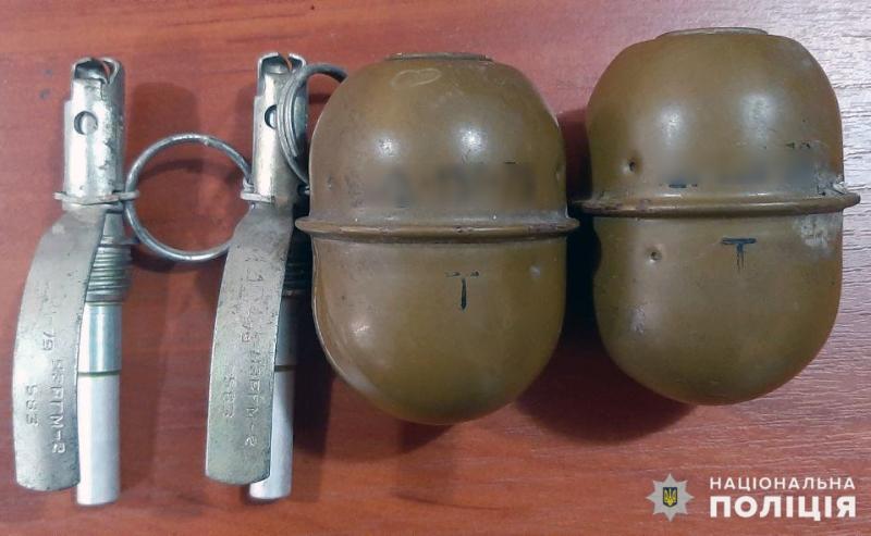 З початку року поліцейські Покровської оперзони вилучили з незаконного обігу понад 59 гранат, фото-2