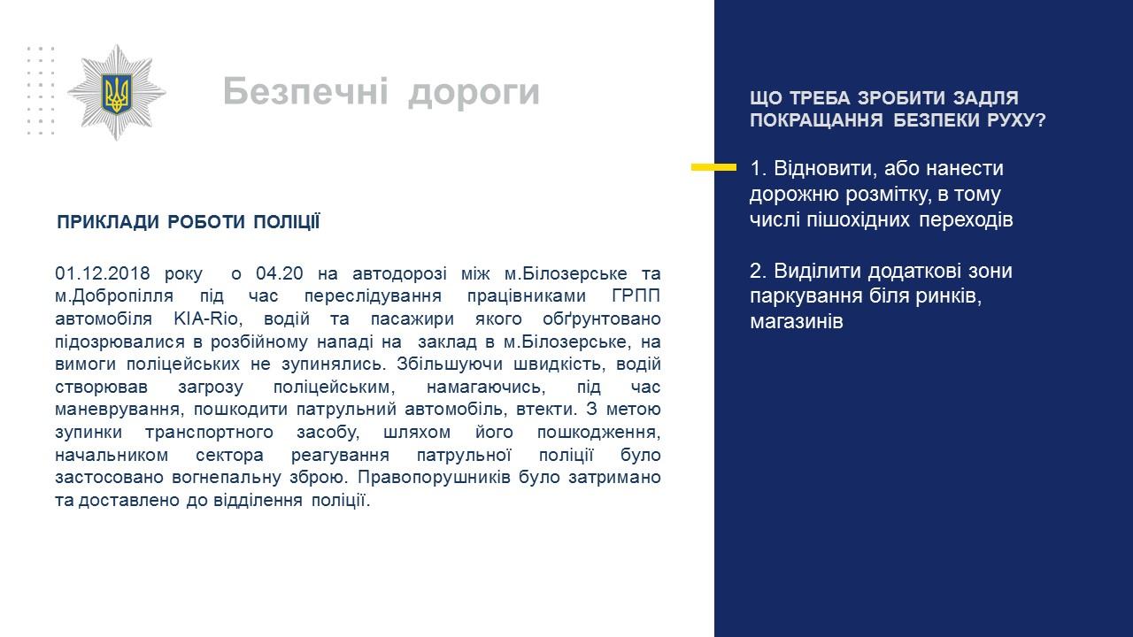 Звіт керівника поліції Добропілля перед населенням за 2018 рік, фото-10