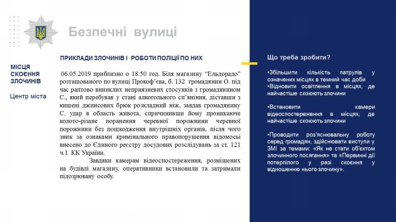 Звіт начальника поліції Покровська перед громадою за 4 місяця 2019 року, фото-14