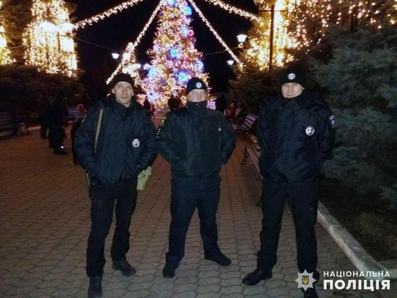 У Покровську у новорічну ніч грубих порушень публічної безпеки не допущено, фото-2