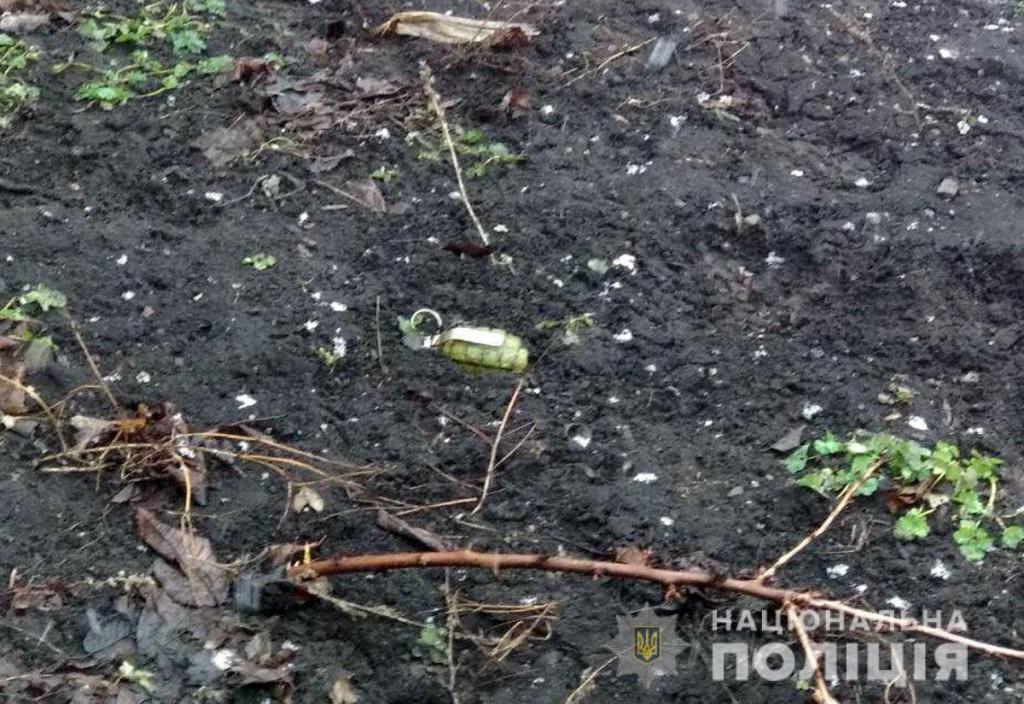 Покровська оперзона: поліцейські  перевіряють факт вибуху гранати на подвір'ї приватного домоволодіння, фото-4