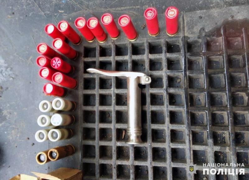 Покровська оперзона: правоохоронці вилучили більше 30 кущів коноплі та майже півсотні набоїв, фото-2