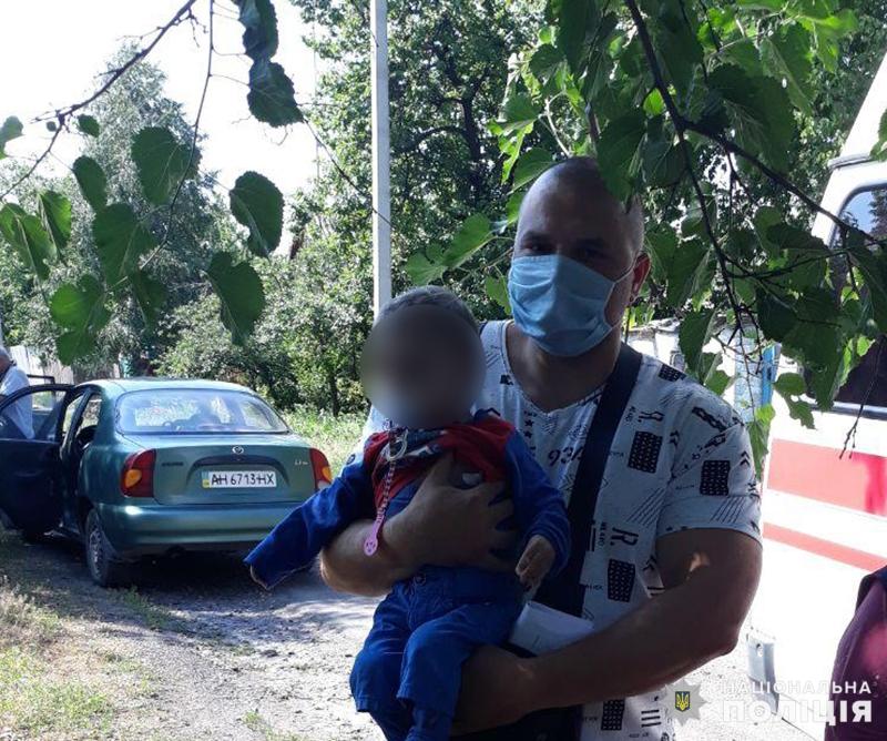 Правоохоронці Покровська помістили до лікарні двох малолітніх дітей, які мешкали у неналежних умовах, фото-2