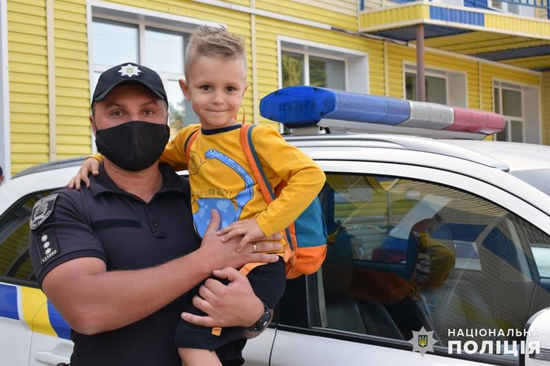 Поліцейські познайомили зі своєю професією покровських школярів, фото-15