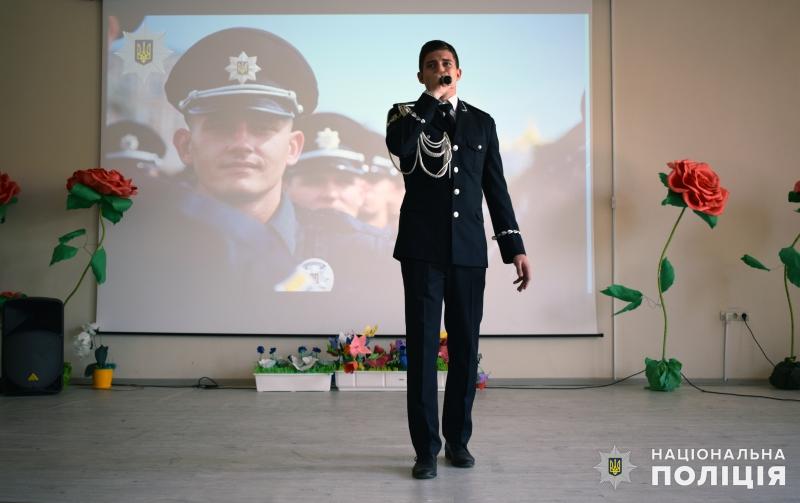 Поліцейські познайомили зі своєю професією покровських школярів, фото-9