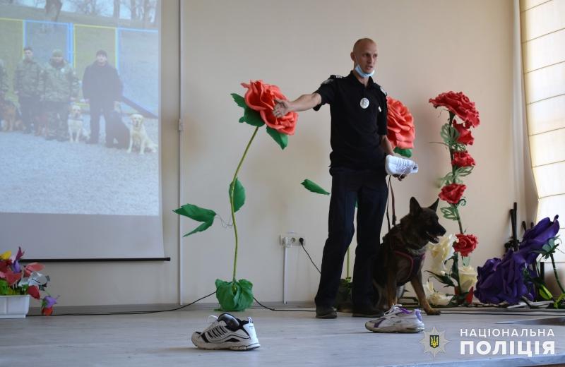 Поліцейські познайомили зі своєю професією покровських школярів, фото-5