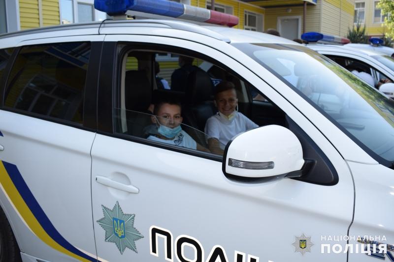 Поліцейські познайомили зі своєю професією покровських школярів, фото-14