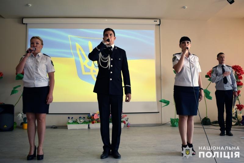 Поліцейські познайомили зі своєю професією покровських школярів, фото-6