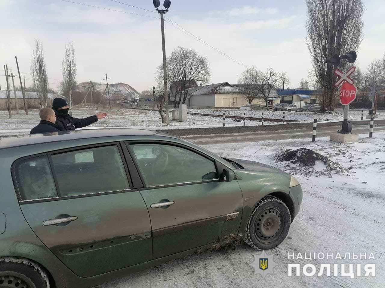 Співробітники поліції Покровська посилюють заходи безпеки на залізничних коліях, фото-1