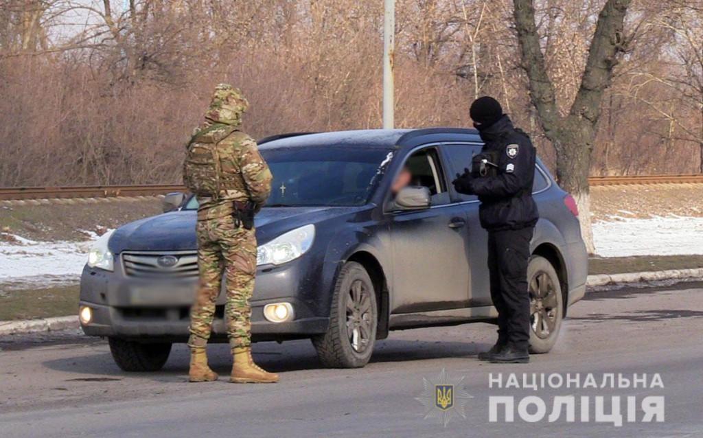 Правоохоронці зі складу Обєднаних сил провели відпрацювання Мирнограду (ВІДЕО), фото-1