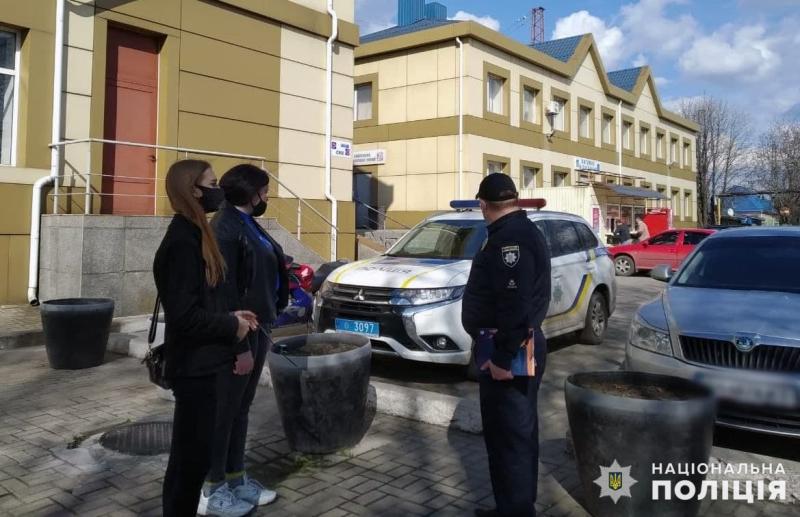 Поліцейські Покровська познайомили лігівців з роботу нарядів поліції, фото-4